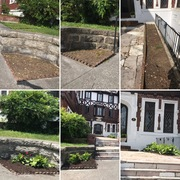 Montrose Memorial Day Landscaping 2019