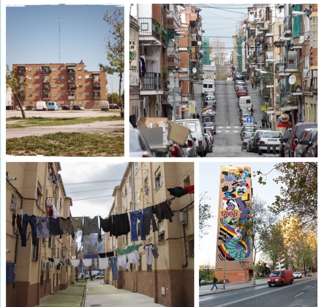 Madrid, segregación urbana