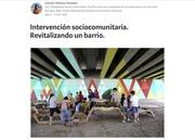 Intervención sociocomunitaria. Revitalizando un barrio