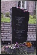Паметникът на Аспарух в гр.Запорожие