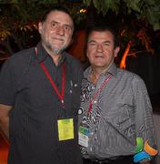 RAMIRO Y ANTONIO EN CAS MADRUGÁ...CATA 2009