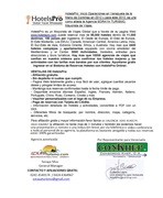 AFILIACION Y CAPACITACION GRATIS HotelsPro para Agencias de Viajes y Free Lance