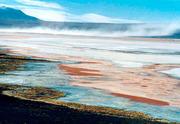 Tormenta de Sal Laguna Colorada