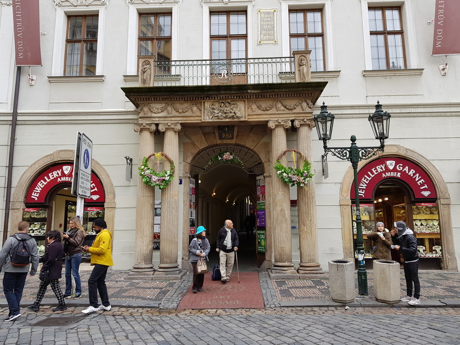 Praga, una ciudad con encanto.