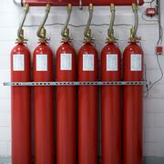 FM200 bottles