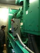 Data center generators