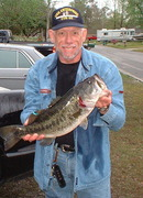9.5 Pounder Florida Large Mouth