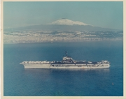 USS Independence--Mt. Etna