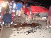 evaluacion secundaria victima accidente