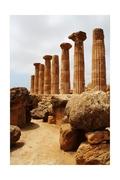Tempio d'Ercole, il suo profilo migliore