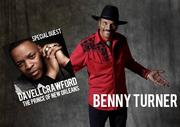Benny Turner-Davell Crawford @ The Triad Theater - NYC 2018