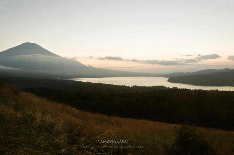 yamanakako - panorama