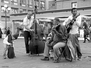 music in the street