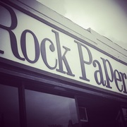 Rock Paper store front