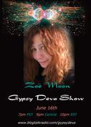 Zoe Moon on The Gypsy Deva Show