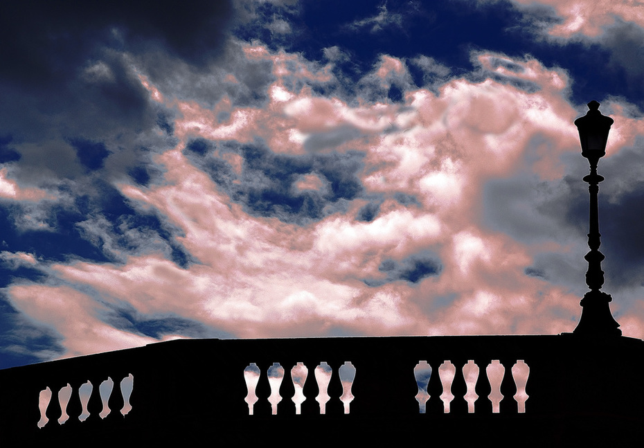 la terrazza delle nuvole