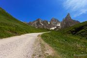 Verso le Pale di San Martino