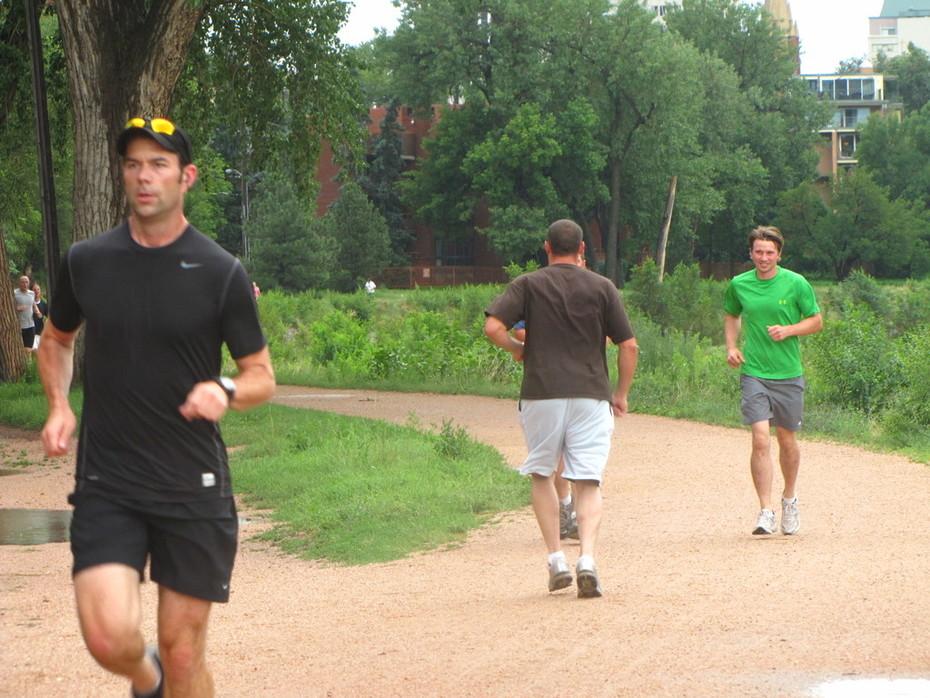 Jack Quinn's run, Aug. 3