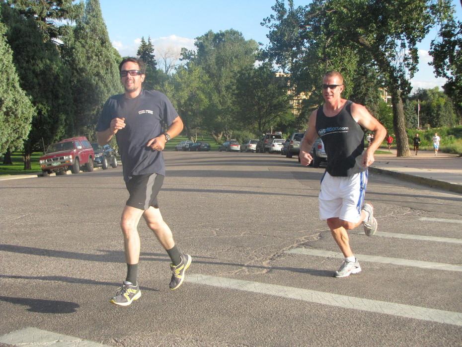 Quinns Run, Sept. 14