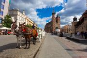 Rynek Glowny, Cracovia centro storico