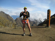 Pass of the dead Woman - Inca Trail marathon