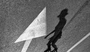nella direzione dell'ombra