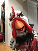 Mythical Muppet: Belva the Cockatrice