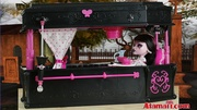 Draculaura's Jewelry Box Doll Coffin