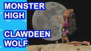 Clawdeen Wolf Gloom Beach Doll