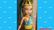 Nefera De Nile Doll SDCC Preview