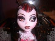 Custom Gory Doll Closeup