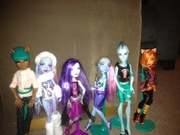 My rarest dolls
