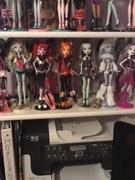 The First Shelf