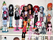 My Monster High Collection
