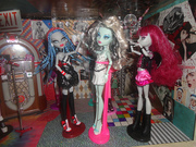 Ghoulia, Frankie & Lilith