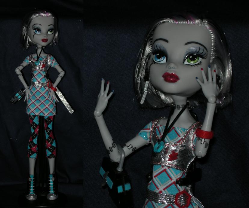 B&W Frankie Custom