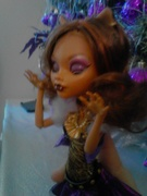 clawdeen ghouls alive
