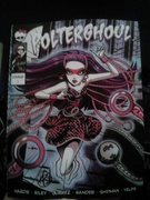 polterghoul comic front cover