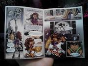 woder wolf comic page 3&4