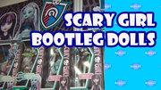 """Scary Girl"" Bootleg Dolls Hong Kong"