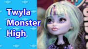 Twyla Monster High Doll at Tokyo Toy Fair