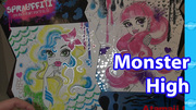 Monster High Crafts from Fashion Angels 2014