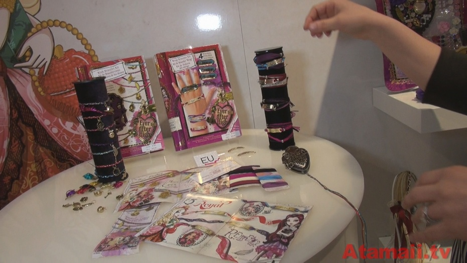 Ever After High Activity Sets 2014 Toy Fair Preview