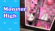Monster High Dolls Tokyo Toy Fair 2014