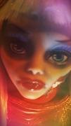 psycadelic  zombie