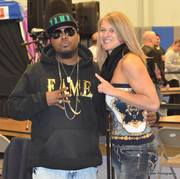 Myself and My Manager Pattee Mak