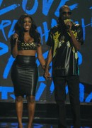 porsha williams  & snoop dogg the 2014 bet-hip hop awards