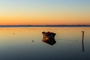 L'alba in solitudine