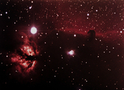 IC434, B33, NGC2023, NGC2024