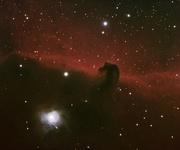 The Horsehead Nebula (reprocessed)